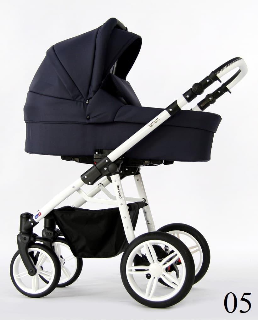 Бебешка количка Retrus Valenso 3в1 цвят:05