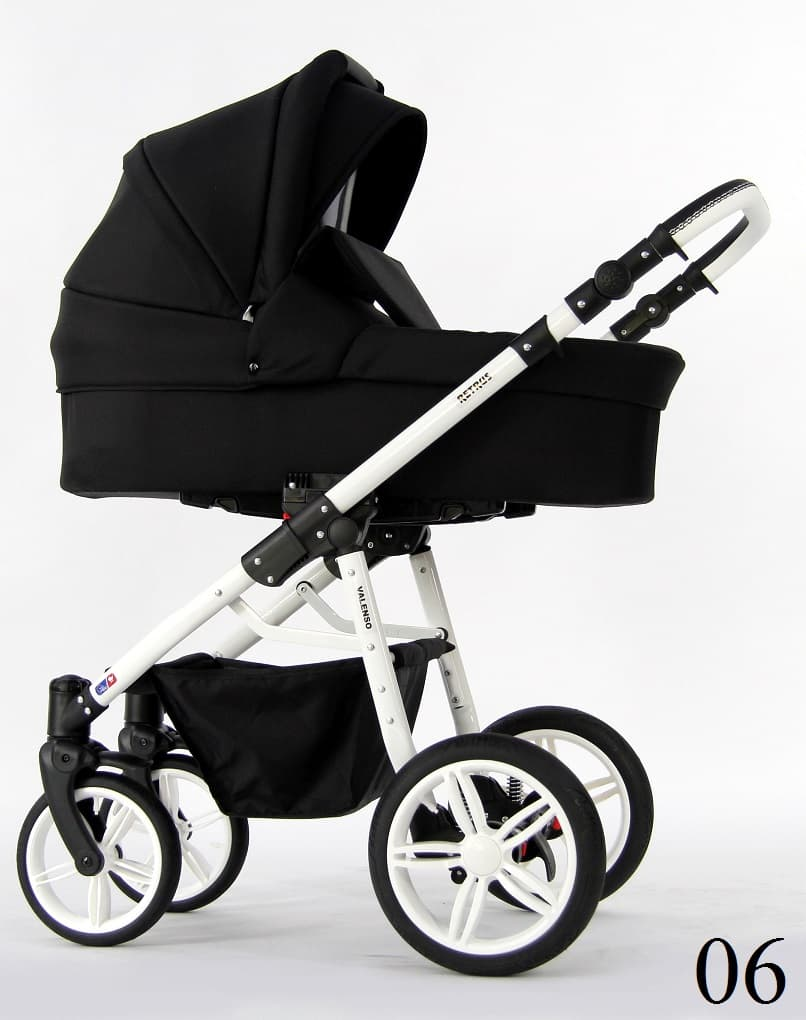 Бебешка количка Retrus Valenso 3в1 цвят:06