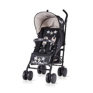 Лятна количка Рива - Цвят: Черен