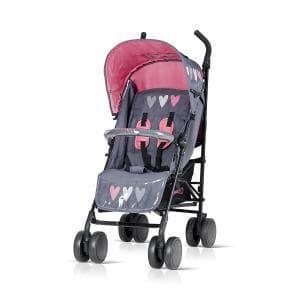 Лятна количка Рива - Цвят: Розов