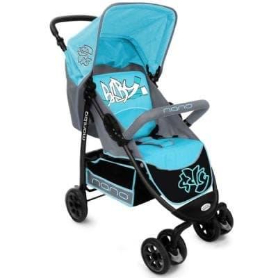 Лятна количка Sally - Цвят: Син