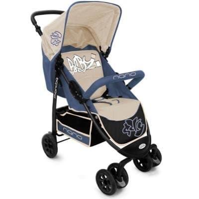 Лятна количка Sally - Цвят: тъмно син