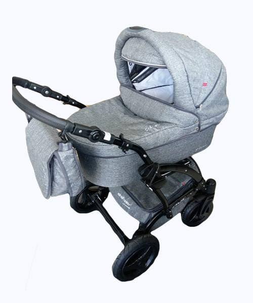 Бебешка количка 3в1 S-line цвят 53