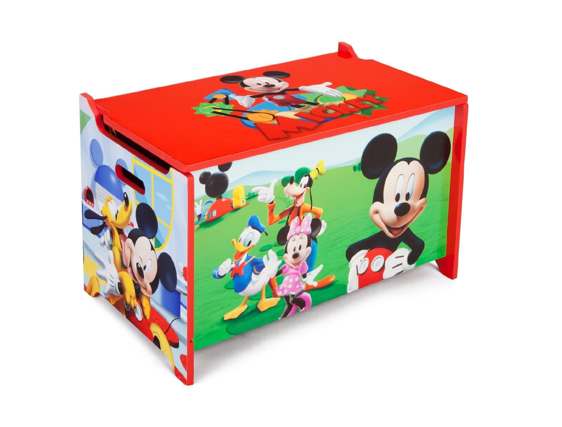 Шкаф за играчки Mickey Mouse