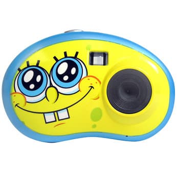 Детски фотоапарат Sponge Bob