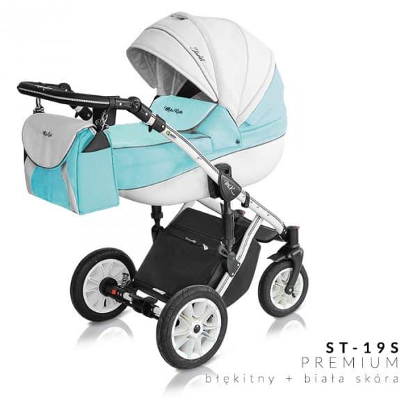 Бебешка количка 2в1 Starlet premium цвят 19