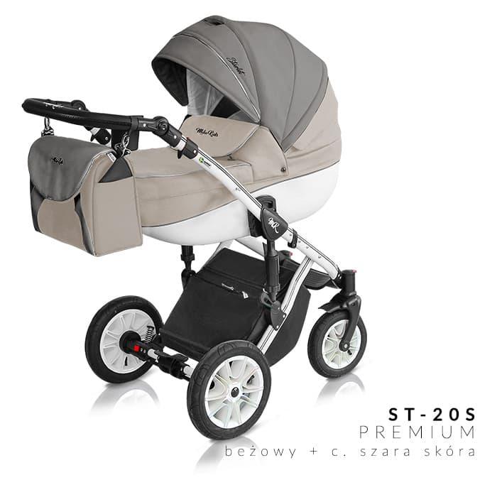 Бебешка количка 2в1 Starlet premium цвят 20