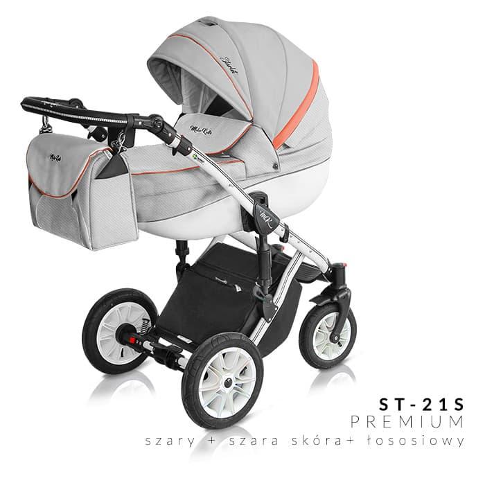 Бебешка количка 2в1 Starlet premium цвят 21