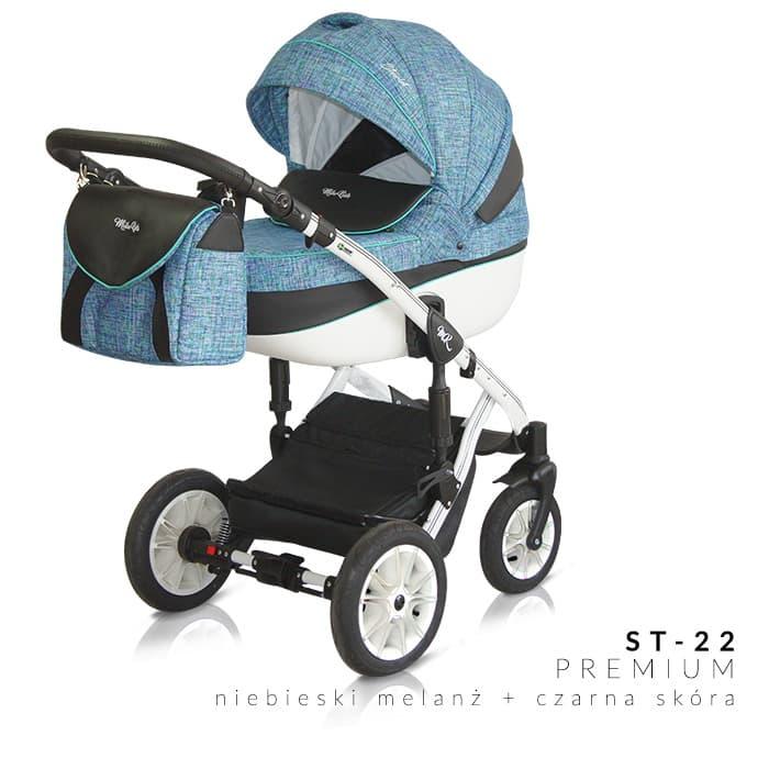 Бебешка количка 2в1 Starlet premium цвят 22