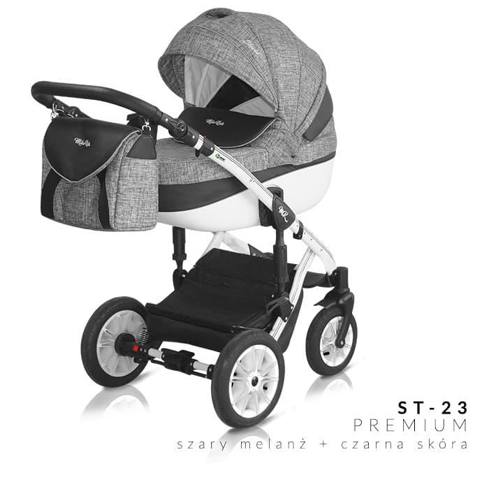 Бебешка количка 2в1 Starlet premium цвят 23