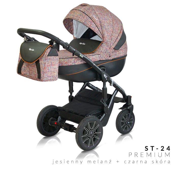 Бебешка количка 2в1 Starlet premium цвят 24