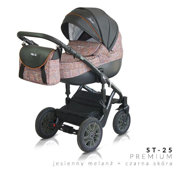 Бебешка количка 2в1 Starlet premium цвят 25