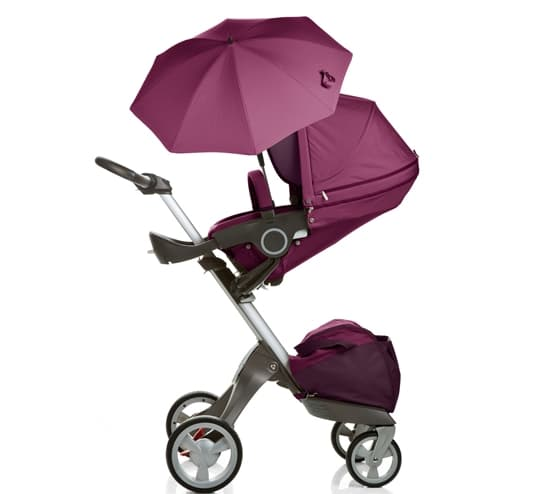 Doux bebe-чадър за количка Ultimate purple