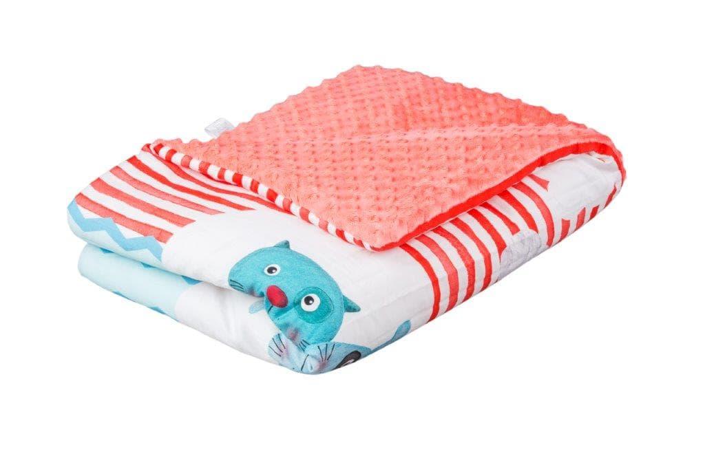 Одеяло вата Dog&Cat