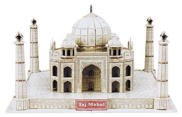 3D пъзел Taj Mahal 55 части
