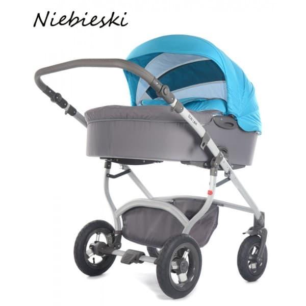 Бебешка количка за близнаци 2в1 Duo Line Tako