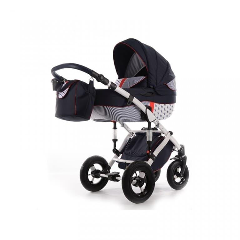 Бебешка количка 2в1 Junama Impuls Marinero
