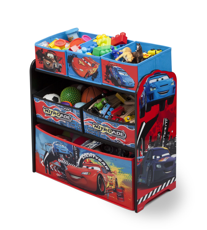 Органайзер за играчки Cars