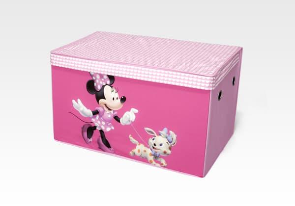 Сгъваема кутия за играчки Minnie Mouse