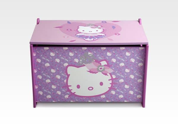 Шкаф за играчки Hello Kitty