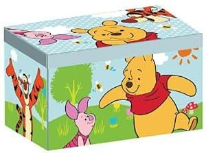 Сгъваема кутия за играчки Мечо Пух