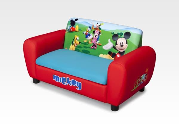 Детски диван Mickey Mouse