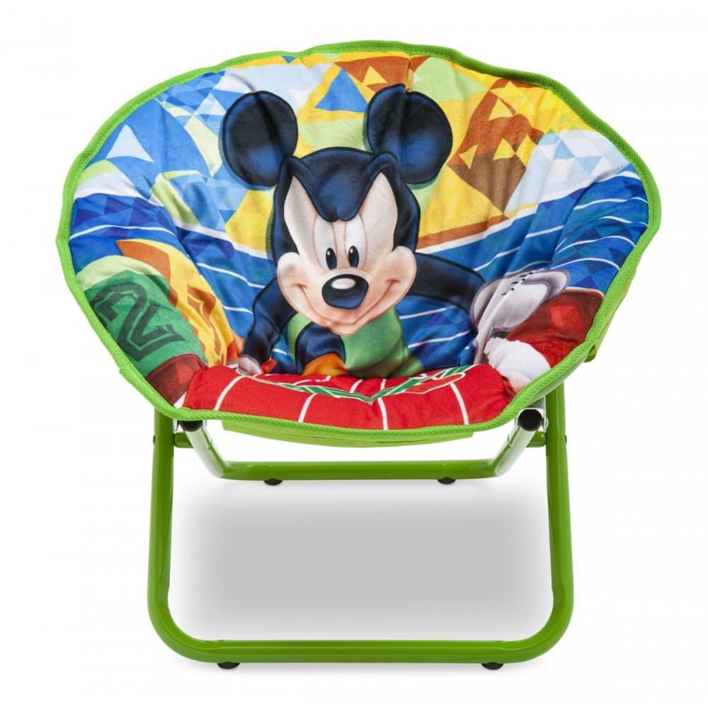Сгъваемо столче Mickey Mouse