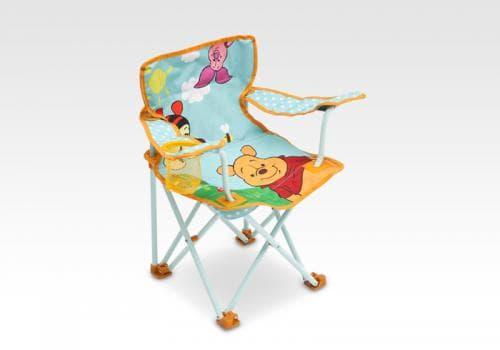 Детски къмпинг стол Мечо Пух