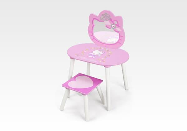 Детска тоалетка Hello Kitty