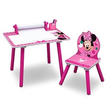 Масичка за рисуване Minnie Mouse