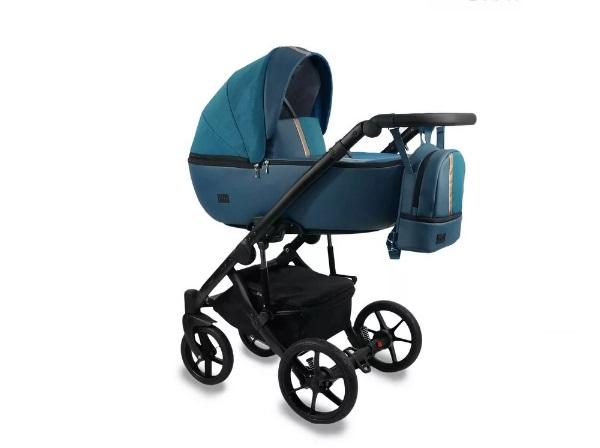 Chipolino-Стол за кола Domino 9-36 кг - Цвят: тюркоаз