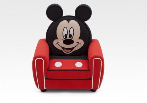 Детски фотьойл Mickey Mouse