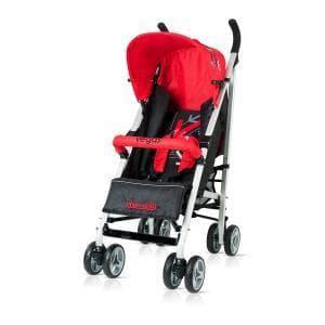 Лятна количка Вегас - Цвят: Червен