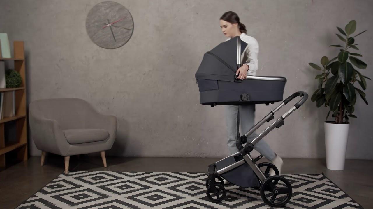 Anex-бебешка количка 2в1 L/type Shadow:LT03