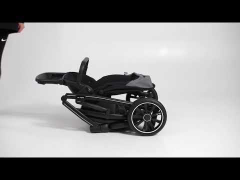 Anex-бебешка количка 2в1 M/Type Mocco:SP26
