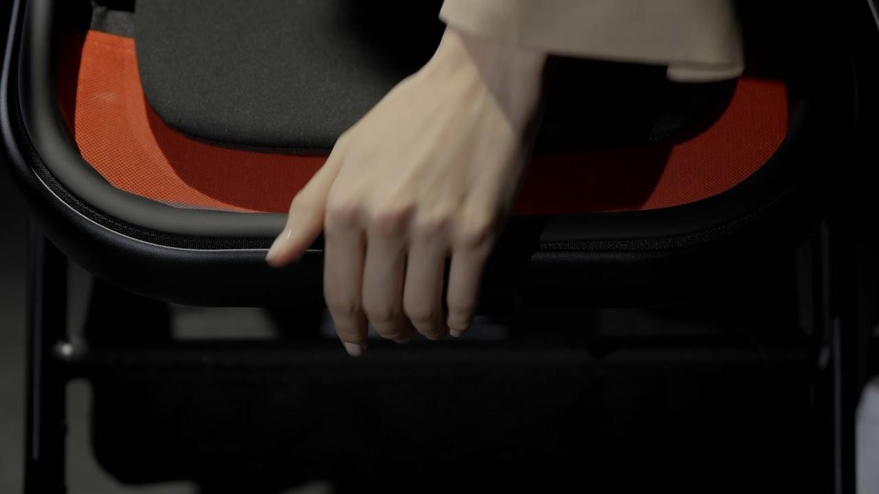 Anex-бебешка количка 2в1 Quant Steam:QN01