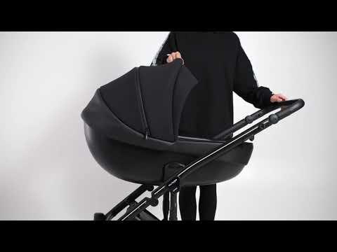 Anex-бебешка количка 2в1 M/Type Minty