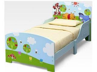 Детско легло Мечо Пух