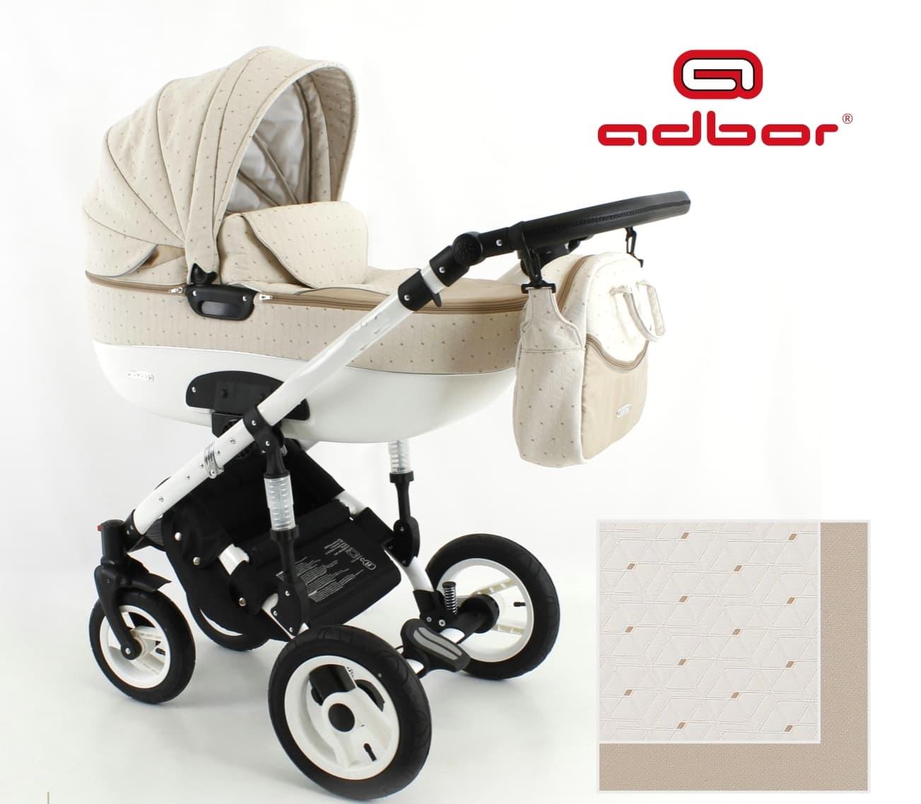 Бебешка количка 3в1 Zarra new цвят:17