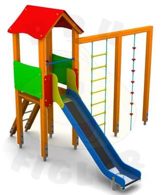 Детско съоръжение за игра D