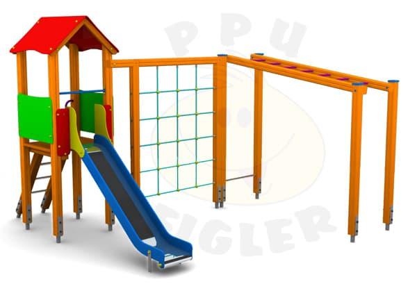 Детско съоръжение за игра E