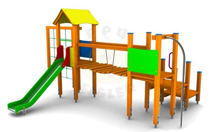 Детско съоръжение за игра Zosia