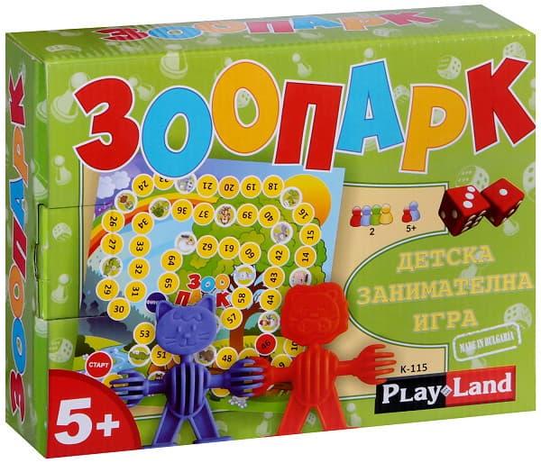 Play Land-Игра Зоопарк