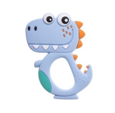 akuku-силиконова гризалка Dino