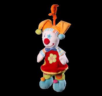 Играчка със звук Клоун