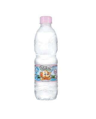 Bebelan-натурална вода за бебета 0,5л