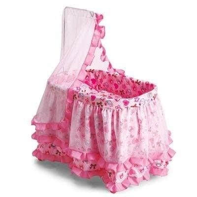 Moni- детско легло-люлка за кукли Princess
