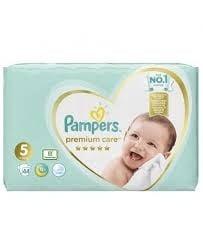 Pampers Premium care Junior5 11-16кг 44бр