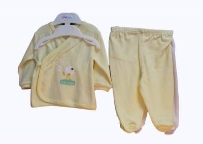 Комплект блузка с ританки 2 бр. 0-3м.