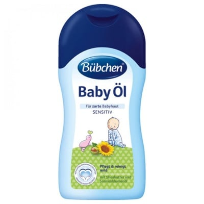 Bubchen -Бебешко олио 400ml